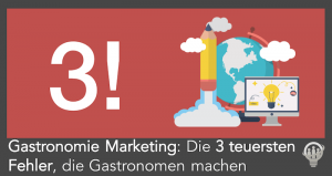 Gastronomie Marketing lernen