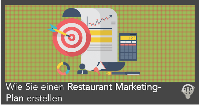 Marketingplan für Restaurants erstellen
