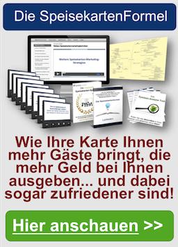 SpeisekartenFormel Info