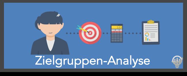 Marketingplan-Zielgruppenanalyse