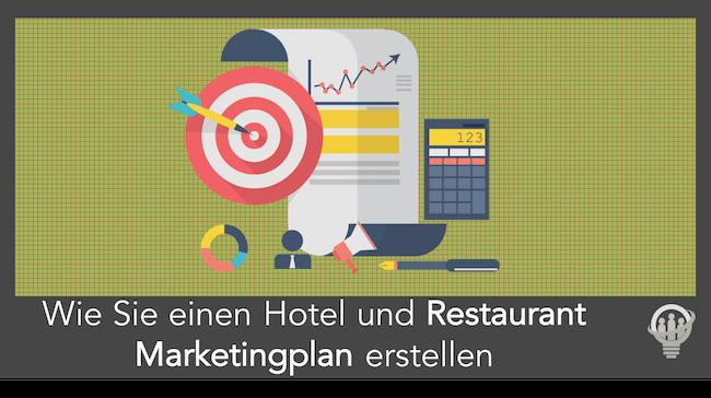 Restaurant Marketingplan erstellen