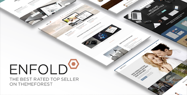 Restaurant WordPress Theme enfold