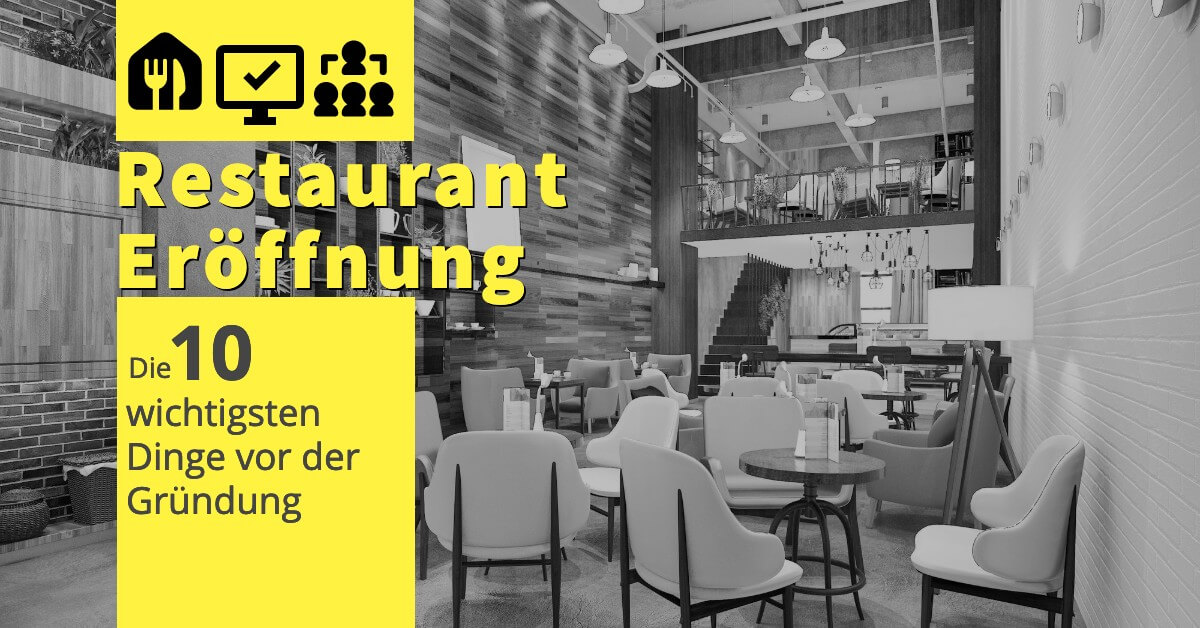 Restaurant Marketingplan erstellen