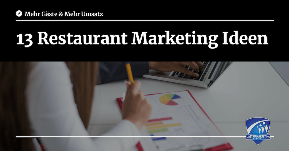 Restaurant Marketing Ideen